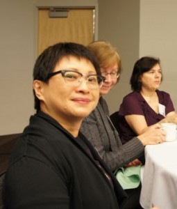Winnie Yiu-Young, Chair of the Alberta Government's Senior Financial Officers People Committee.