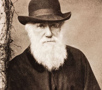 Charles Darwin - in old age