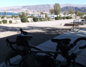 2014-10-31 - Lake Mead from the Campground