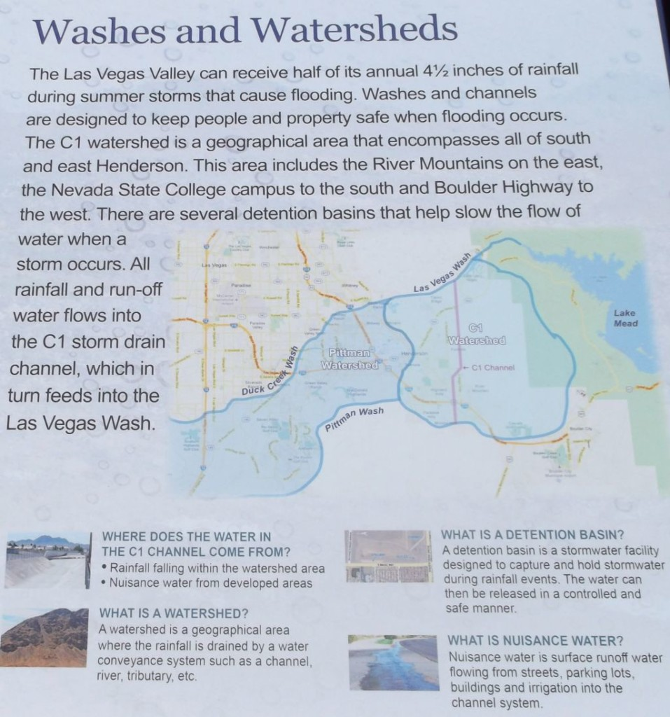2014-11-02 - Las Vegas Watershed