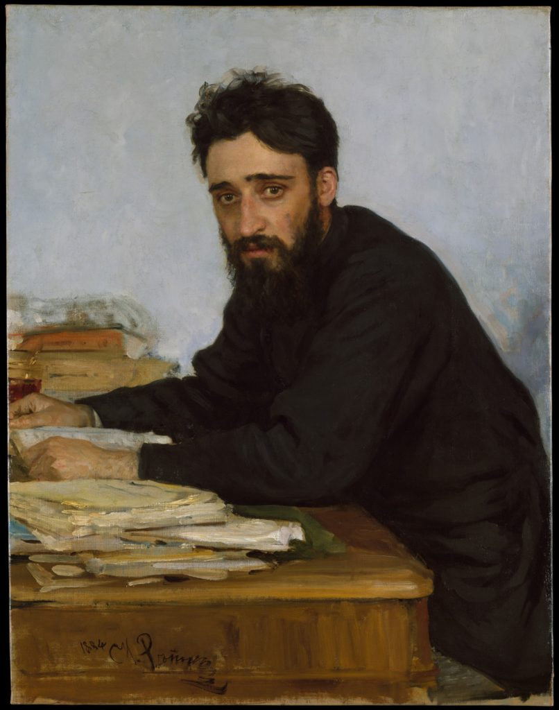 Don't let you next audit drive you mad - consider using an audit log. (Image: Vsevolod Mikhailovich Garshin (1855–1888); Metropolitan Museum of Art, 1972.145.2).